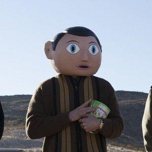 Ktorý herec sa ako Frank ukrýval pod touto obrovskou maskou?
