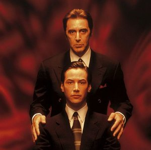 Ktorá herečka sa stala jeho ženou v snímke Diablov advokát?