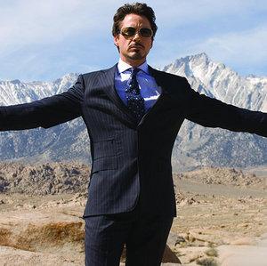 Aký názov niesla raketa firmy Stark Industries, ktorú Tony predstavil na začiatku prvého Iron Mana?