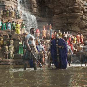 Ktorý kmeň vo Wakande sa vzdal používania Vibrania?