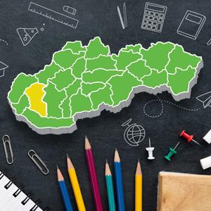 Ktorý región je vyznačený na obrázku?