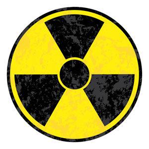 Ktorú oblasť zasiahla radiácia najviac?