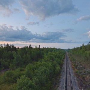 Transsibírska magistrála, najdlhšia železničná trať na svete: