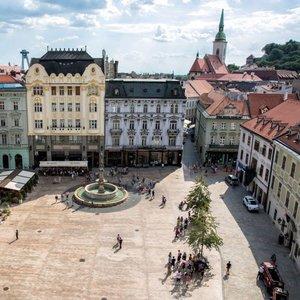 Bola Bratislava kedysi hlavým mestom Uhorského kráľovstva?
