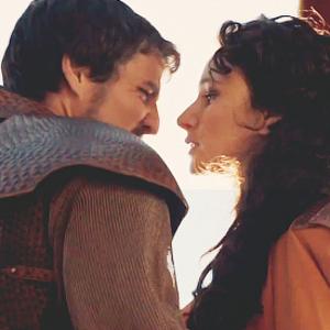Aké slová venuje Ellaria Oberynovi pred súbojom s Horou?