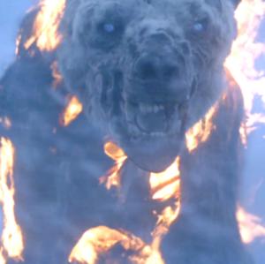 Kto sa v 7. sérii postaral o smrť nemŕtveho ľadového medveďa?