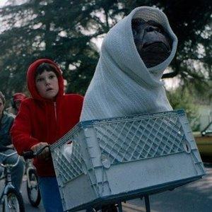 Jurský svet/E.T. - Mimozemšťan