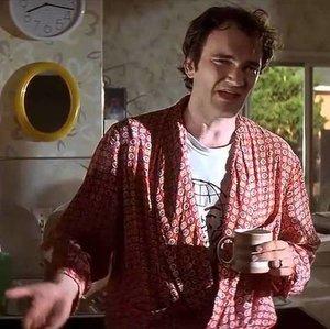 V ktorom z týchto filmov si Quentin Tarantino fyzicky nezahral?