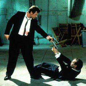 Ktorý herec stvárnil postavu pána Hnedého v snímke Quentina Tarantina, Reservoir Dogs?