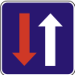 Táto dopravná značka znamená