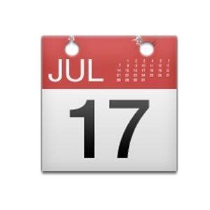 Prečo má emotikon kalendára vždy uvedený dátum 17. júl?