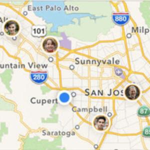 Dá sa cez iPhone špehovať aktuálna poloha tvojich priateľov? Ak áno, kde?