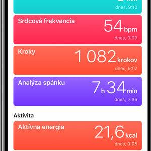 Dokáže iPhone merať tvoju všímavosť? Ak áno, v akej aplikácii?