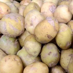 Koľko stoja zemiaky (2 kg balenie, konzumné, skoré, typ B)?