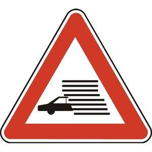 Táto dopravná značka: