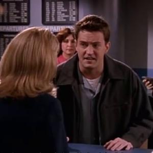 Do akej krajiny akože odletel Chandler, keď sa chcel zbaviť Janice?