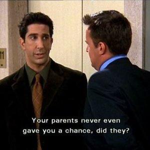 Aké je Chandlerovo stredné meno?