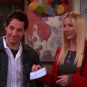 Aké meno si prvýkrát vybrala Phoebe po tom, čo sa vzali s Mikeom?