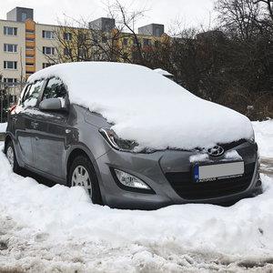 Aký model značky Hyundai je na fotke?